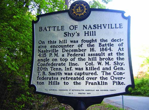 marker acknowledges nashvilles slave - 500×370